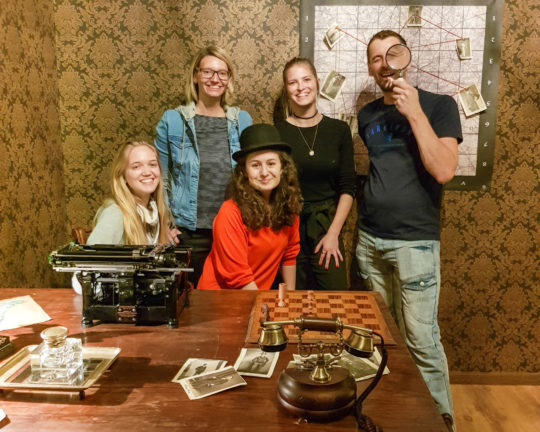 Escape the Room in Amstetten